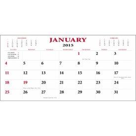 Fire Hanger Calendar