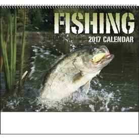 Fishing - Spiral Calendar for Your Church