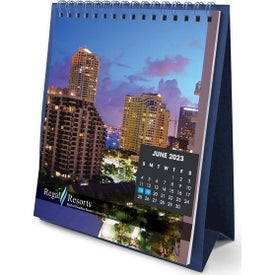Flip Calendar with Image Personalization (Tall)