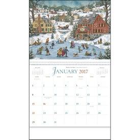 Folk Art Appointment Calendar for your School