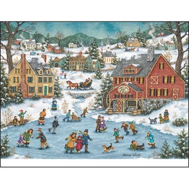 Advertising Folk Art Appointment Calendar
