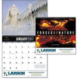 Logo Forces of Nature Appointment Calendar
