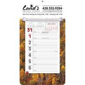 Memo Calendar (2021)