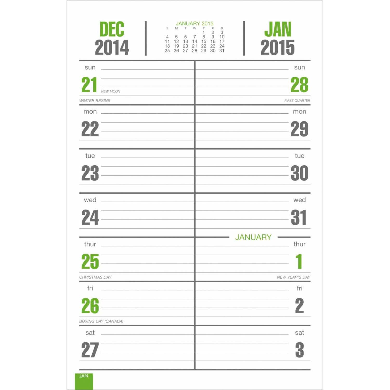 Extra Large Printable Monthly Calendar   Calendar Template 2016