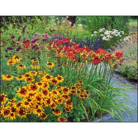 Customized Garden Walk Spiral Calendar