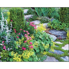 Advertising Garden Walk Spiral Calendar