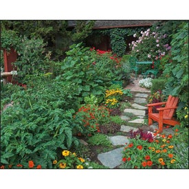 Customized Garden Walk Stapled Calendar