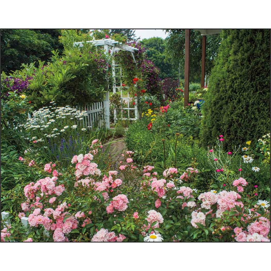 Hamburg Garden Walk 2016: Garden Walk Window Calendar (2016)