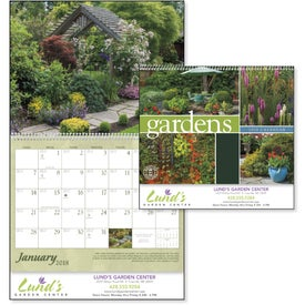 Customized Gardens Appointment Calendar