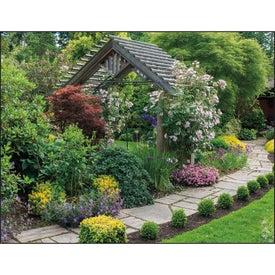 Customized Gardens Appointment Calendar