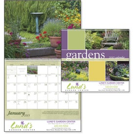 Gardens Appointment Calendar for Marketing
