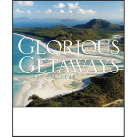 Glorious Getaways Mini Calendar for Customization
