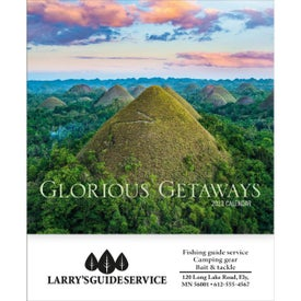 Glorious Getaways Mini Calendar (2017)
