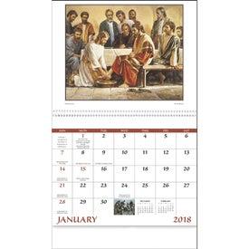 God's Gift Calendar - No Funeral Form for Promotion