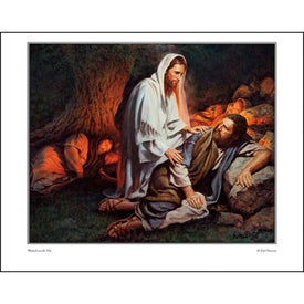 Promotional God's Gift Calendar - No Funeral Form
