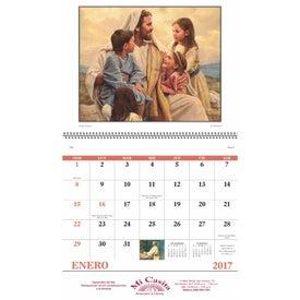 Branded God's Gift w/o Funeral Preplan Calendar