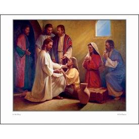 Printed God's Gift w/o Funeral Preplan Calendar