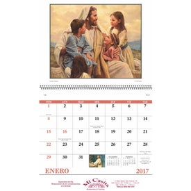 Gods Gift w/ Funeral Sheet Calendar for Your Church