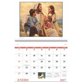 Company Gods Gift w/ Funeral Sheet Calendar