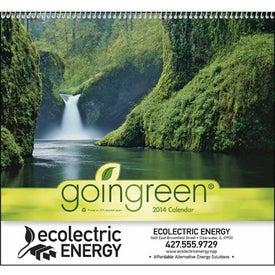 Company goingreen Calendar