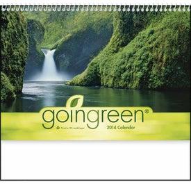 goingreen Pocket Calendar for Your Company