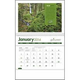 Logo goingreen Pocket Calendar