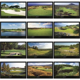 Golf America Executive Calendar for Your Organization