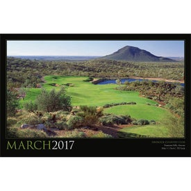 Branded Golf America Executive Calendar