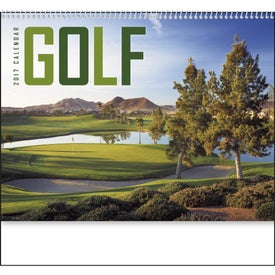 Customized Golf Appointment Calendar