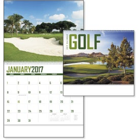 Golf Appointment Calendar for Your Church