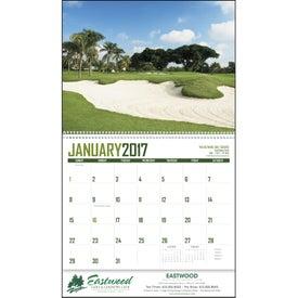 Customized Golf Appointment Calendar