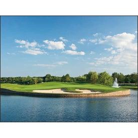Imprinted Golf Appointment Calendar