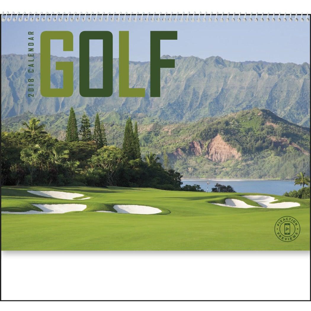 Golf calendar foto 48