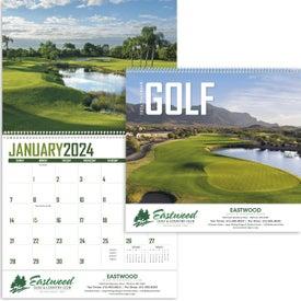 Golf Appointment Calendar (2019)