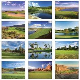 Golf Wall Calendar Giveaways