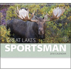 Great Lakes Appointment Calendar Imprinted with Your Logo