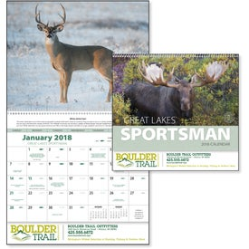 Branded Great Lakes Appointment Calendar