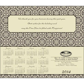 Greet 'n' Keep Calendar Card for Your Company
