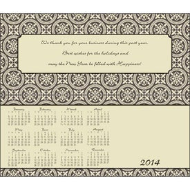 Printed Greet 'n' Keep Calendar Card