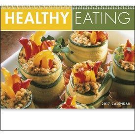 Branded Healthy Eating Appointment Calendar