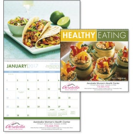 Personalized Healthy Eating Appointment Calendar