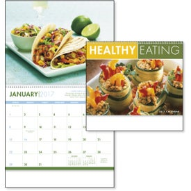 Healthy Eating Appointment Calendar for Customization