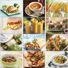 Healthy Eating Appointment Calendar for Advertising
