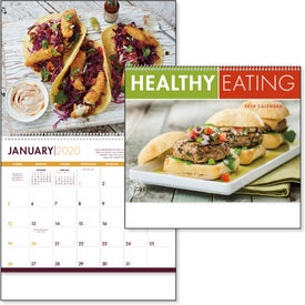 Healthy Eating Appointment Calendar (2020)