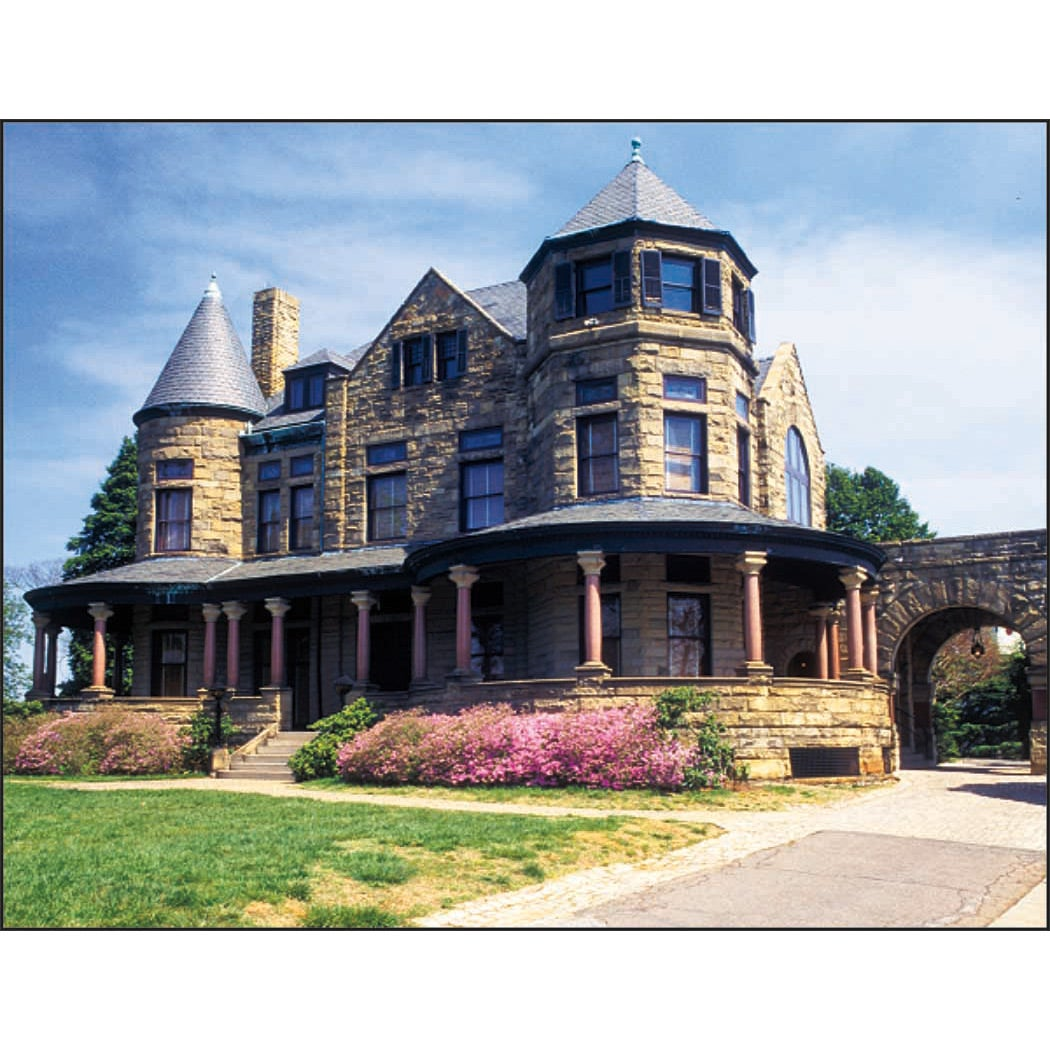 Historic american homes wall calendar 2016 custom for Custom built victorian homes