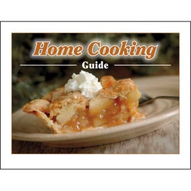 Home Cooking Guide Pocket Calendar Imprinted with Your Logo