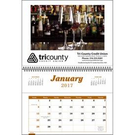 Company Home Cooking Guide Pocket Calendar
