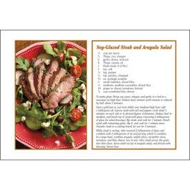 Home Cooking Guide Pocket Calendar for Marketing