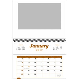 Home Cooking Guide Pocket Calendar for Customization