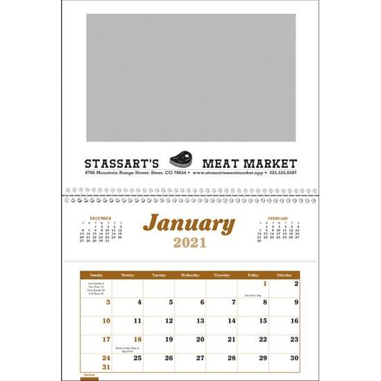 See Item Home Cooking Guide Pocket Calendar